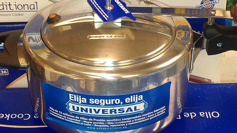 Pressure Cooker 4 Liters - Olla de Presion 4 Litros