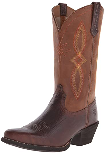 d25f4fc65f2 Ariat Women's Round Up Narrow Square Toe II Western Cowboy Boot