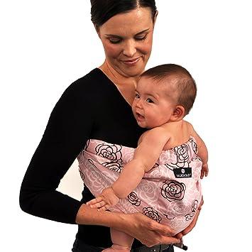 Amazon Com Balboa Baby Dr Sears Adjustable Sling Pink Camellia