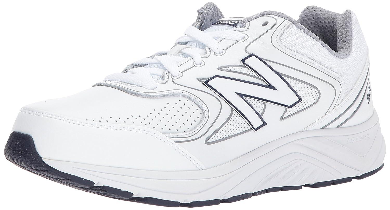 New Balance Men's MW840v2 Walking Shoe 12 D(M) US White