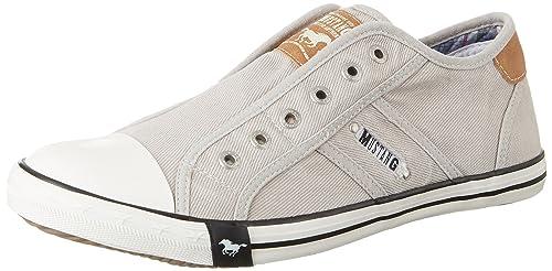 7b499603669 Mustang - Zapatilla Baja Hombre  Amazon.es  Zapatos y complementos