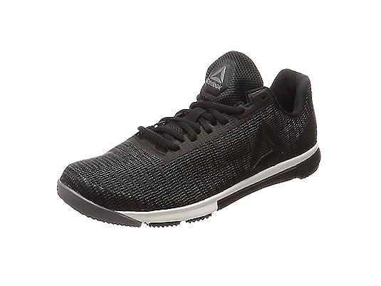 Reebok Speed TR Flexweave, Zapatillas de Deporte para Hombre, (Shark/Black/