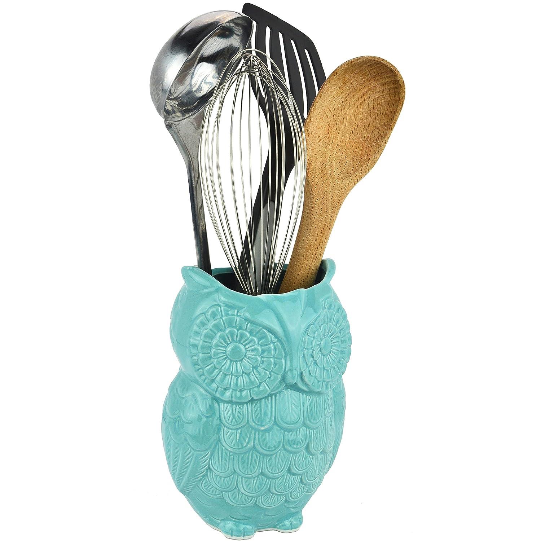 MyGift Ceramic Cooking Utensil Multipurpose Image 3