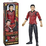 Marvel Hasbro Titan Hero Series Shang-Chi and The Legend of The Ten Rings Action Figure 12-inch Toy Shang-Chi for Kids Age 4
