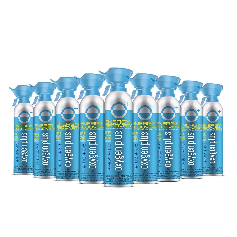 Oxygen Plus O+ Biggi 9-Pack