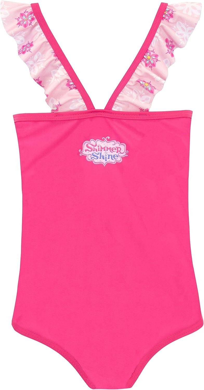 Shimmer /& Shine Girls Genies Swimsuit