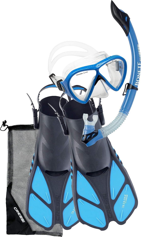 正規品 Cressi Bonete Adult Set, Set, blue, L/XL L/XL 141[並行輸入] Bonete B00LTM4UUY, 一風騎士2号店:5b732fc5 --- mcrisartesanato.com.br