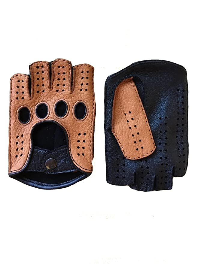 Hungant Damen Autofahrer Handschuhe Radfahrhandschuhe Aus Leder Creme By
