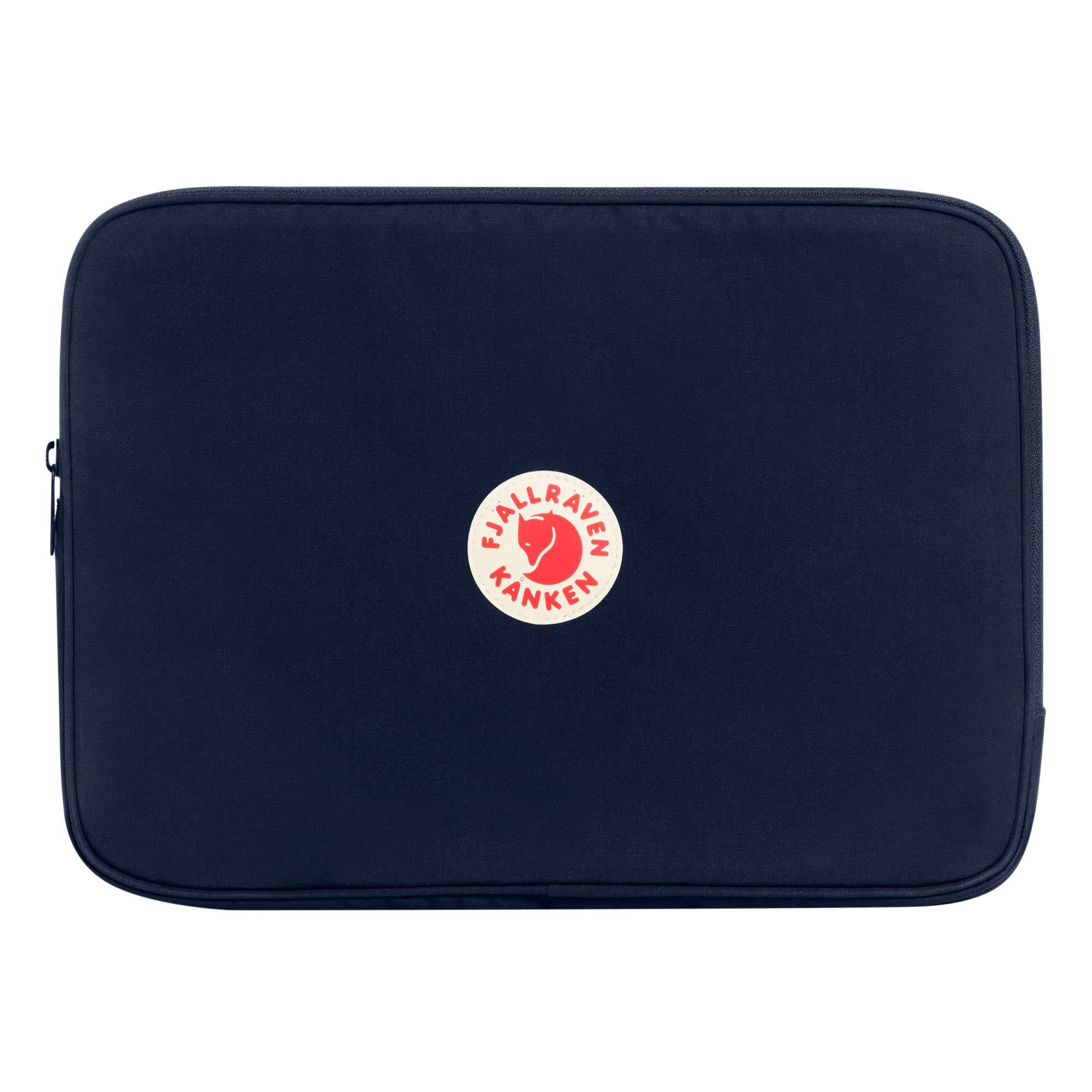 Fjallraven - Kanken Laptop Case 13'' for School and Work, Navy