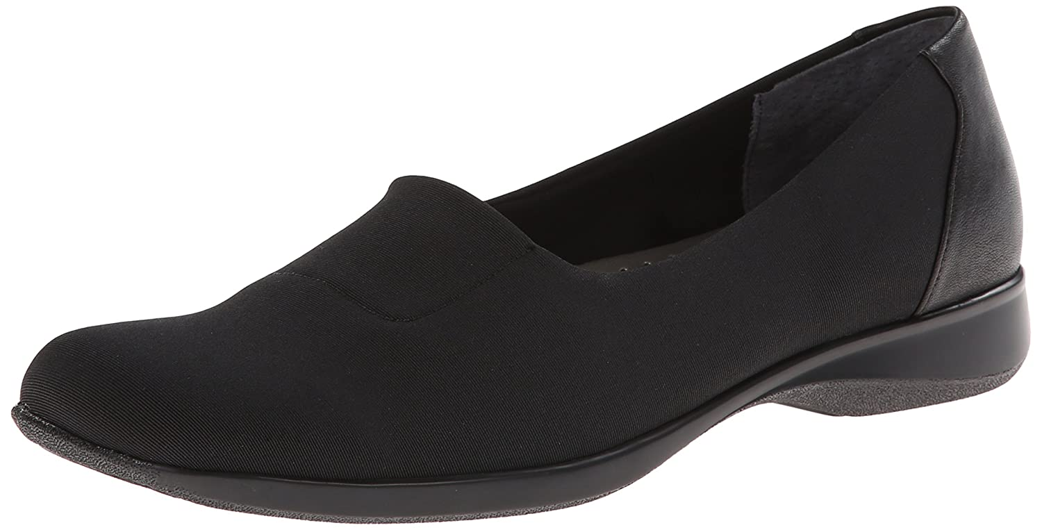 Trotters Women's Jake Flat B00HQ1GIQG 10.5 N US|Black