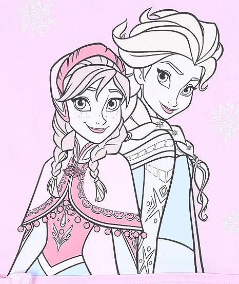 sarcia.eu Blusa Rosa El Reino del Hielo Frozen 6-7 años ...
