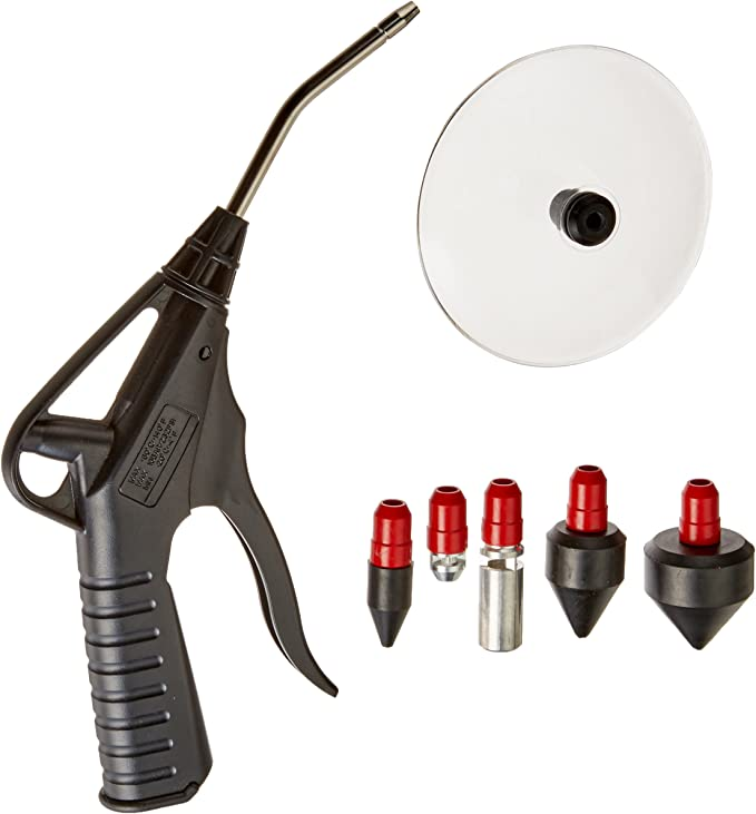 """20/"""" Full Flow Blow Gun with Straight Tube VAC72-020-1250 Brand New!"""