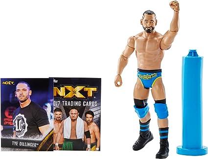 WWE Wrestling Mattel Basic NXT Series 1 Tye Dillinger Figure