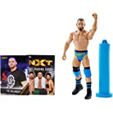 "WWE NXT Takeover ""Perfect 10"" Tye Dillinger Action Figure w/Topps Collectors Card"