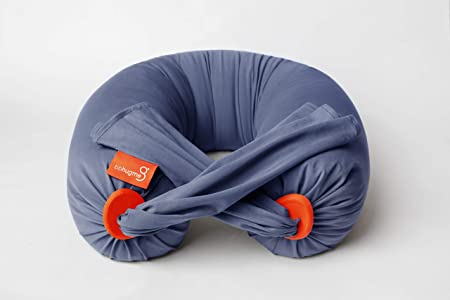 bbhugme Pregnancy Pillow Dusty Blue