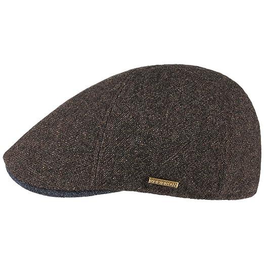 Stetson Men s Texas Wool Cashmere Cap (Brown 1222ac0f1a17