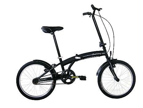 Frejus Norwich Bicicletta Pieghevole 20 Nero