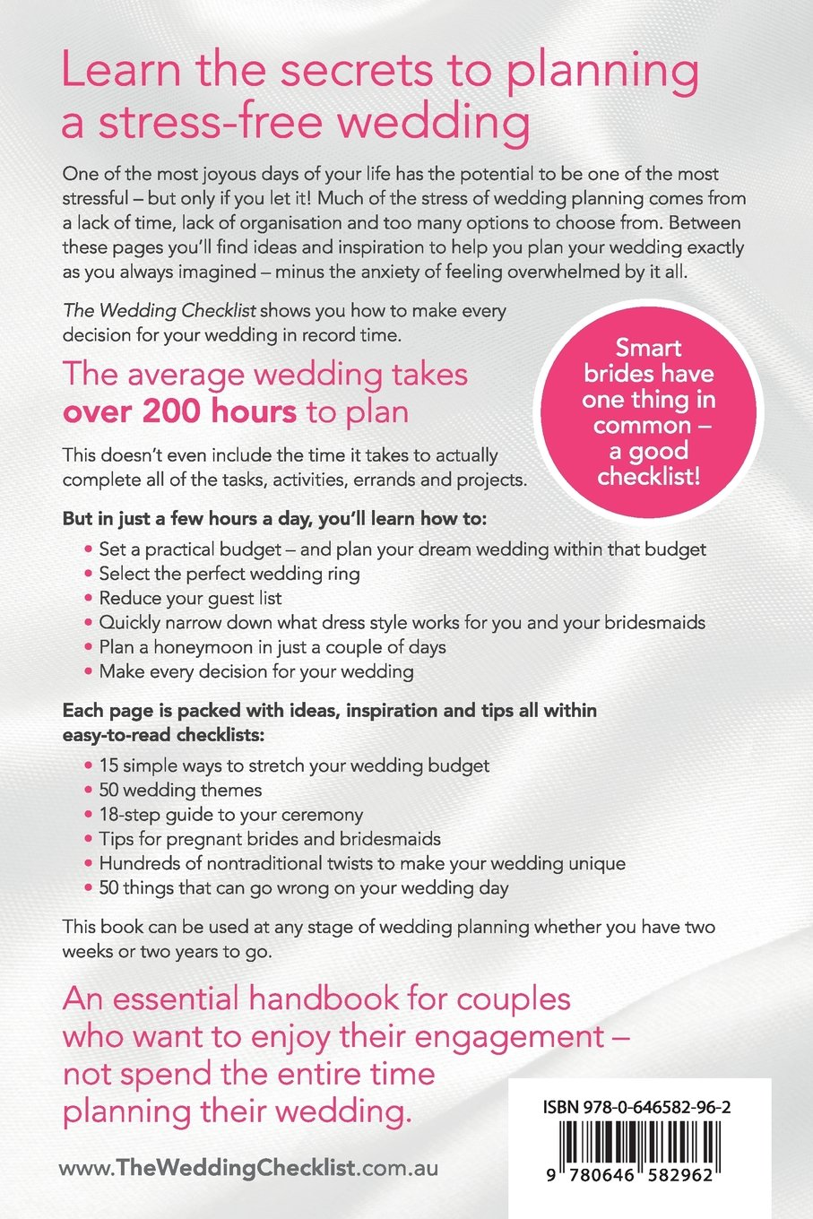 the wedding checklist free yourself from wedding stress and plan