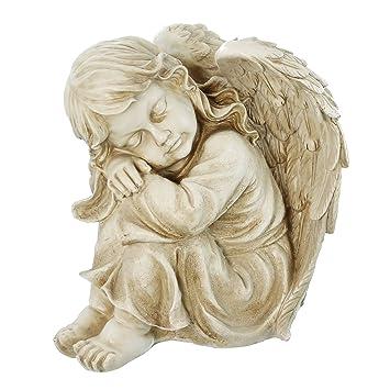 FENG SHUI Fensterbild Der Engel des Reichtums Energie Engel der Fülle