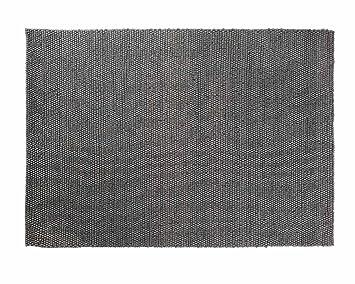 Sukhi Aarush Woll Loop Teppich Dunkelgrau Farbe Erhaltlich In