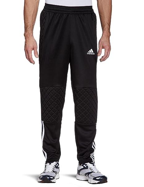 Amazon.com   adidas Tierro Goalkeeper Pant black white 511d9c52e97c