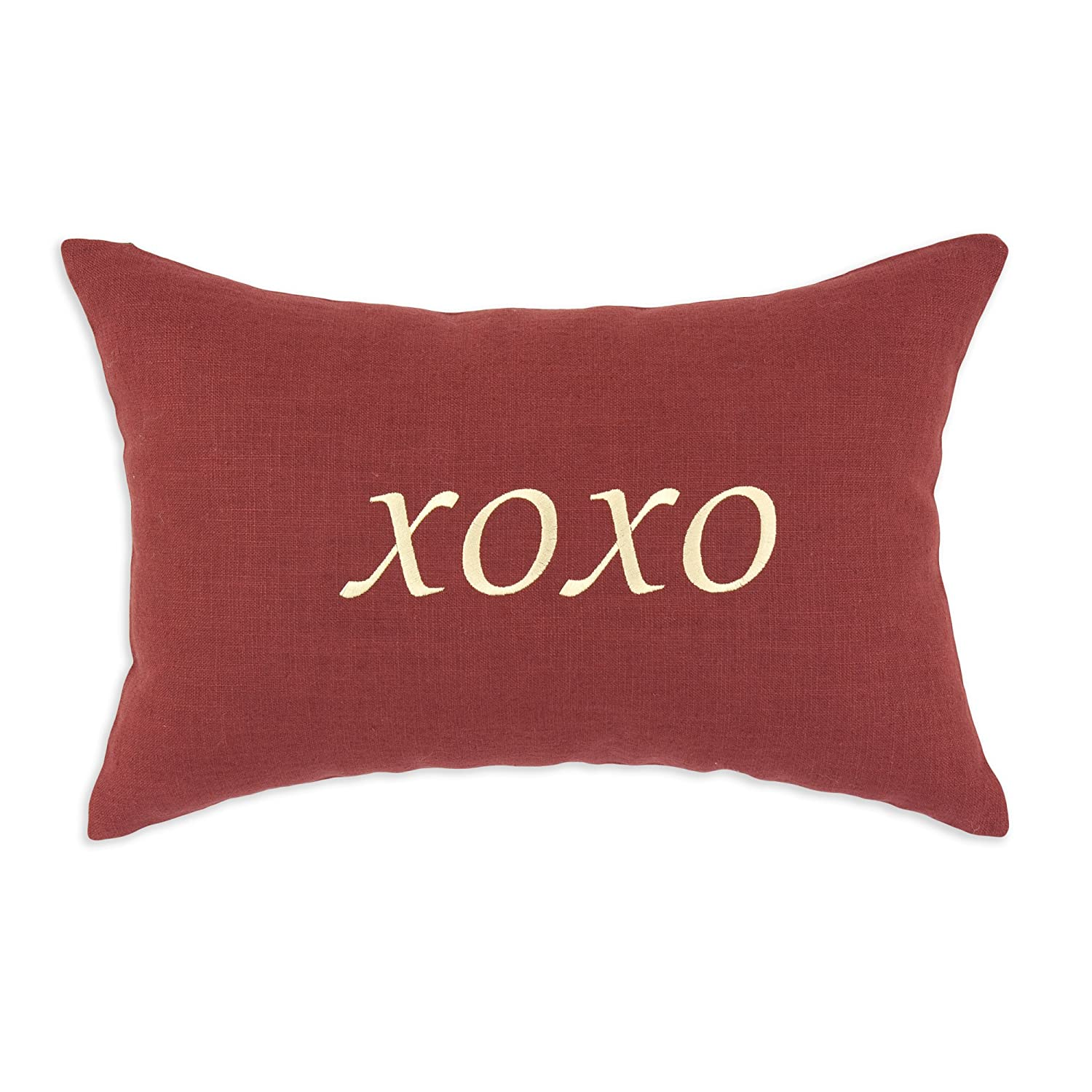 Plastic Pillows Valentines Day Xoxo Pillows Valentine S