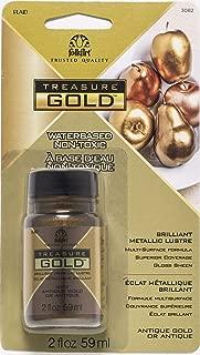 product image for FolkArt Treasure Paint 2oz-Antique Gold