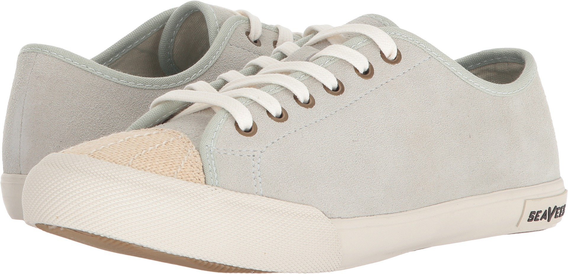 SeaVees Women's Army Issue Sneaker Low Sea Spray 9.5 B US