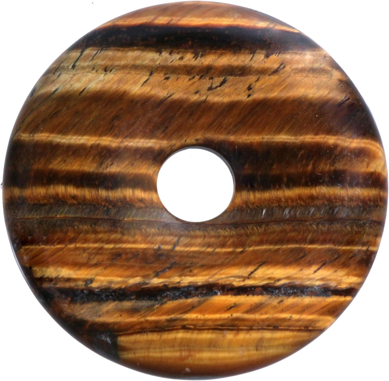 Lebensquelle Plus Pendentif en Forme de Donut de Tigre /Ø 40 mm