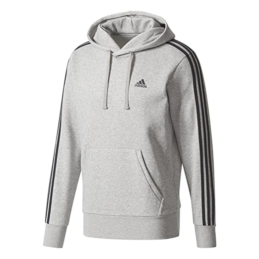 low priced new product incredible prices adidas Herren Essentials 3 Stripes P/OB Hoodie