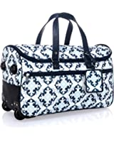 Amazon Com Thirty One Away We Go Roller In Brushed Bloom