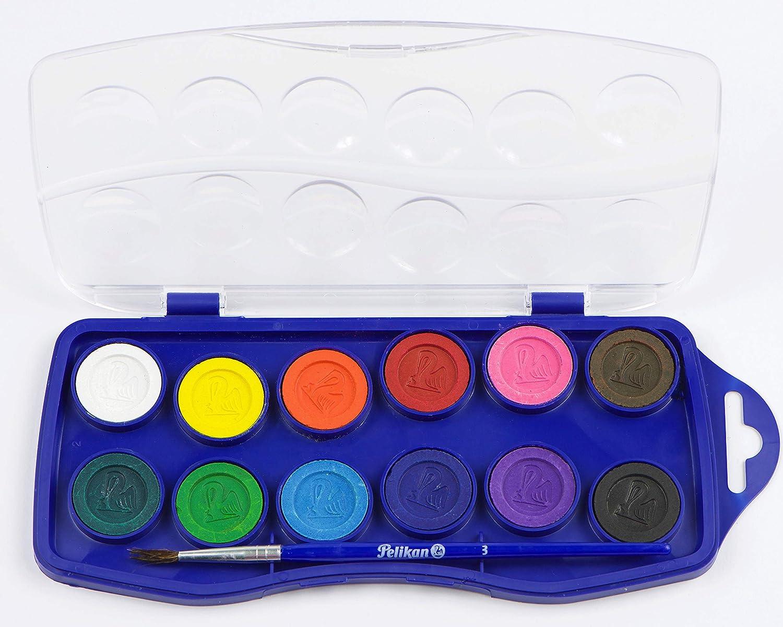 multicolor Pelikan 7501203 Acuarela