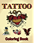 Tattoo Coloring Book: Coloring Books for Kids
