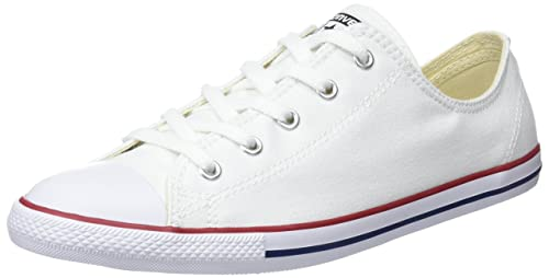 a46a4ce9c68a Converse Women s Chuck Taylor Ct Dainty Ox Low-Top Sneakers  Amazon ...