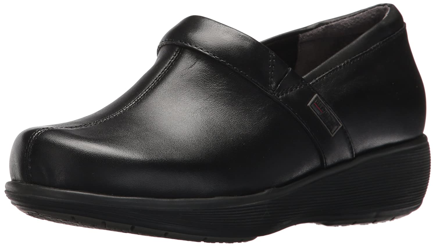 SoftWalk Women's Meredith Clog B00J0A4DKY 10.5 W US|Black Box