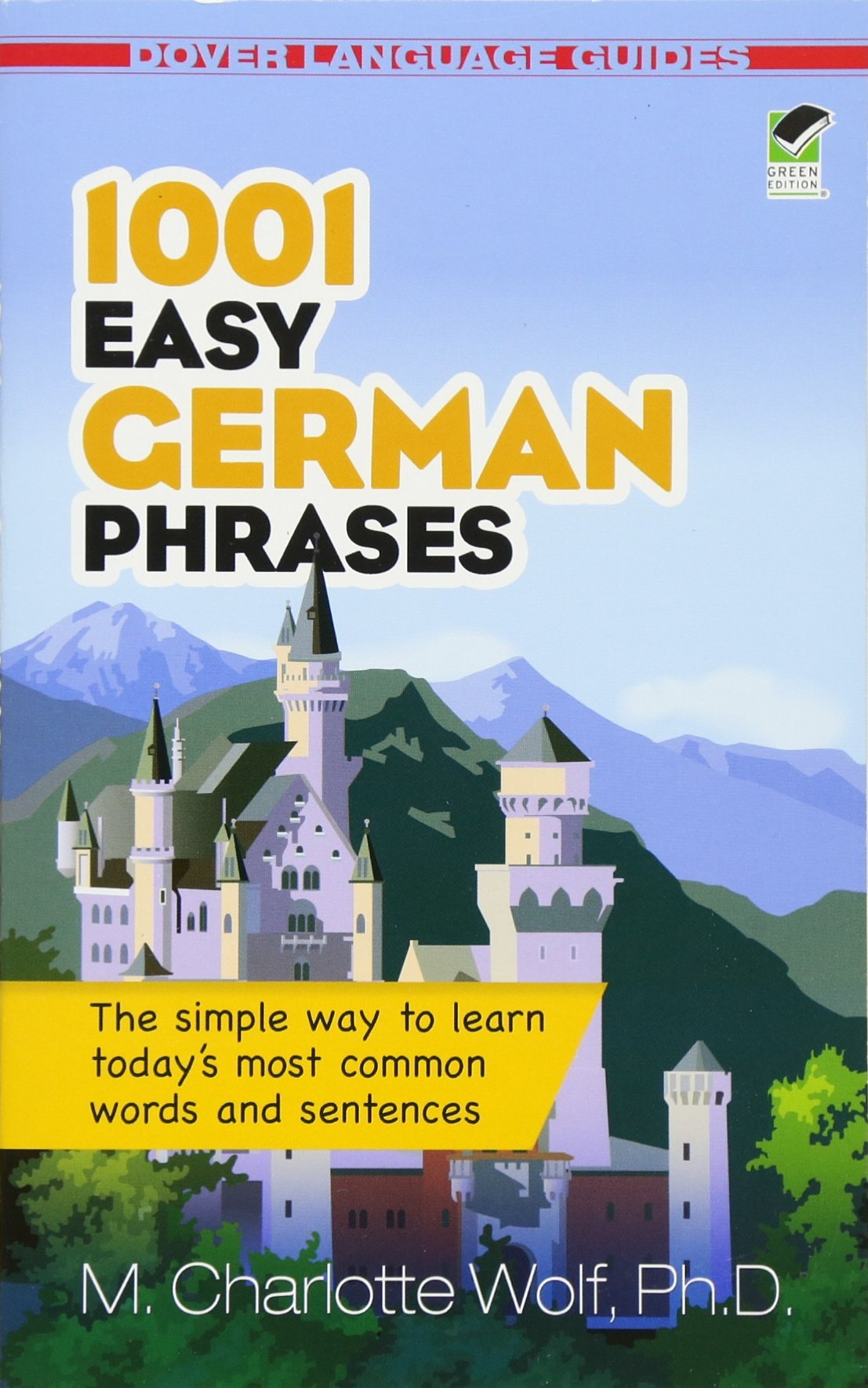 1001 Easy German Phrases M Charlotte Wolf 9780486476308 Amazon