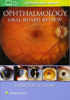 Second Edition Ophthalmology Clinical Vignettes Oral Board