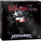 The Batman Who Laughs Rising | Cooperative Board Game | Featuring DC Comics Heroes and Villains - Wonder Woman, Green Lantern