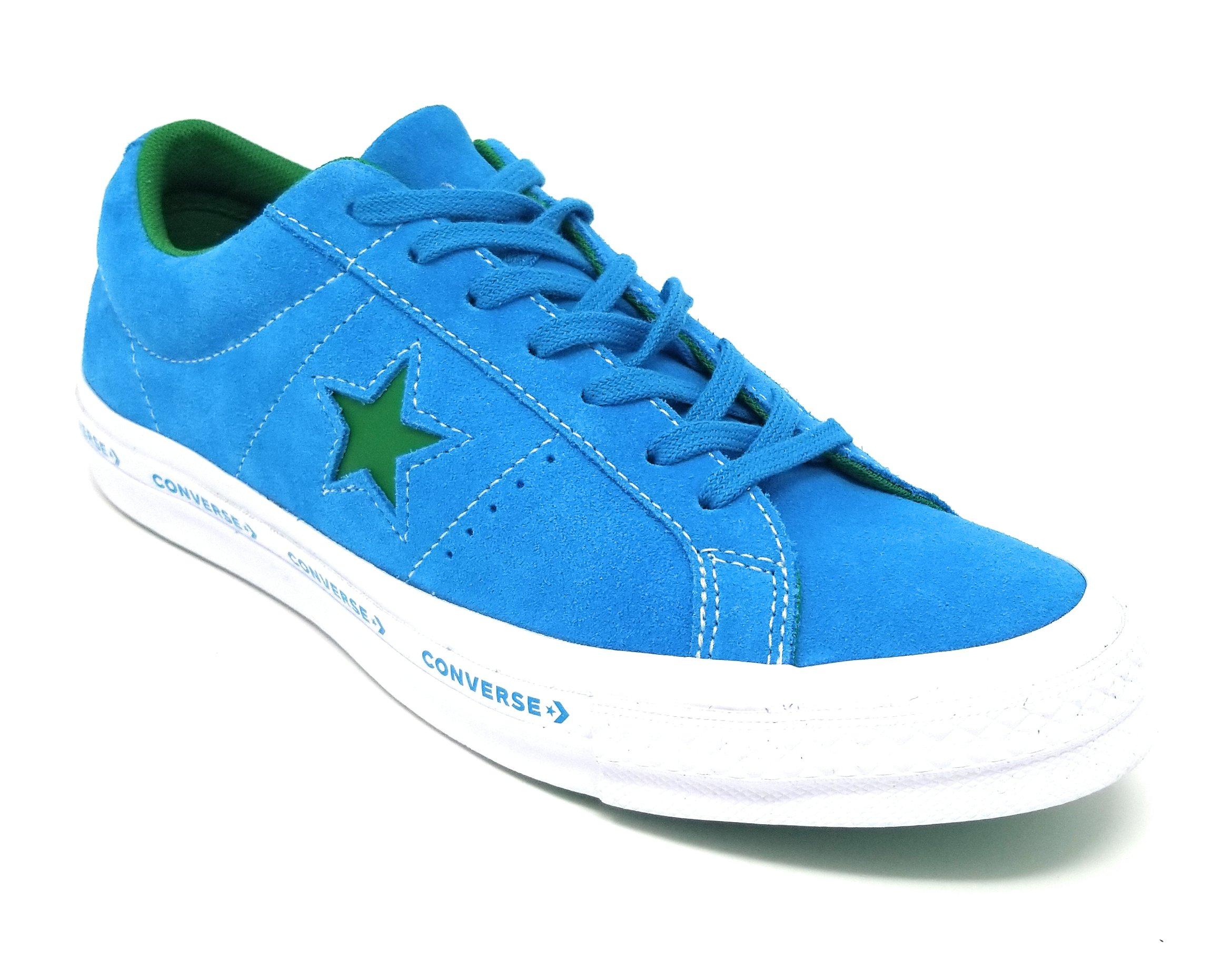 acea3678f866 Galleon - Converse One Star OX Premium Suede Fashion Sneaker (13 D ...