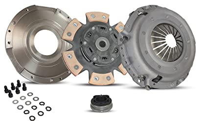 Clutch Kit Works With Dodge Avenger Plymouth Neon Chrysler Sebring Mitsubishi Eclipse 1995-2005 2.0
