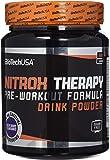 BioTech Nitrox Therapy Resistencia y Energía, Sabor Uva Azul - 680 gr