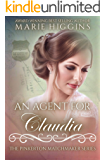An Agent for Claudia (The Pinkerton Matchmaker Book 27)