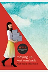 Tidying Up with Marie Kondo: The Book Collection: The Life-Changing Magic of Tidying Up and Spark Joy Kindle Edition