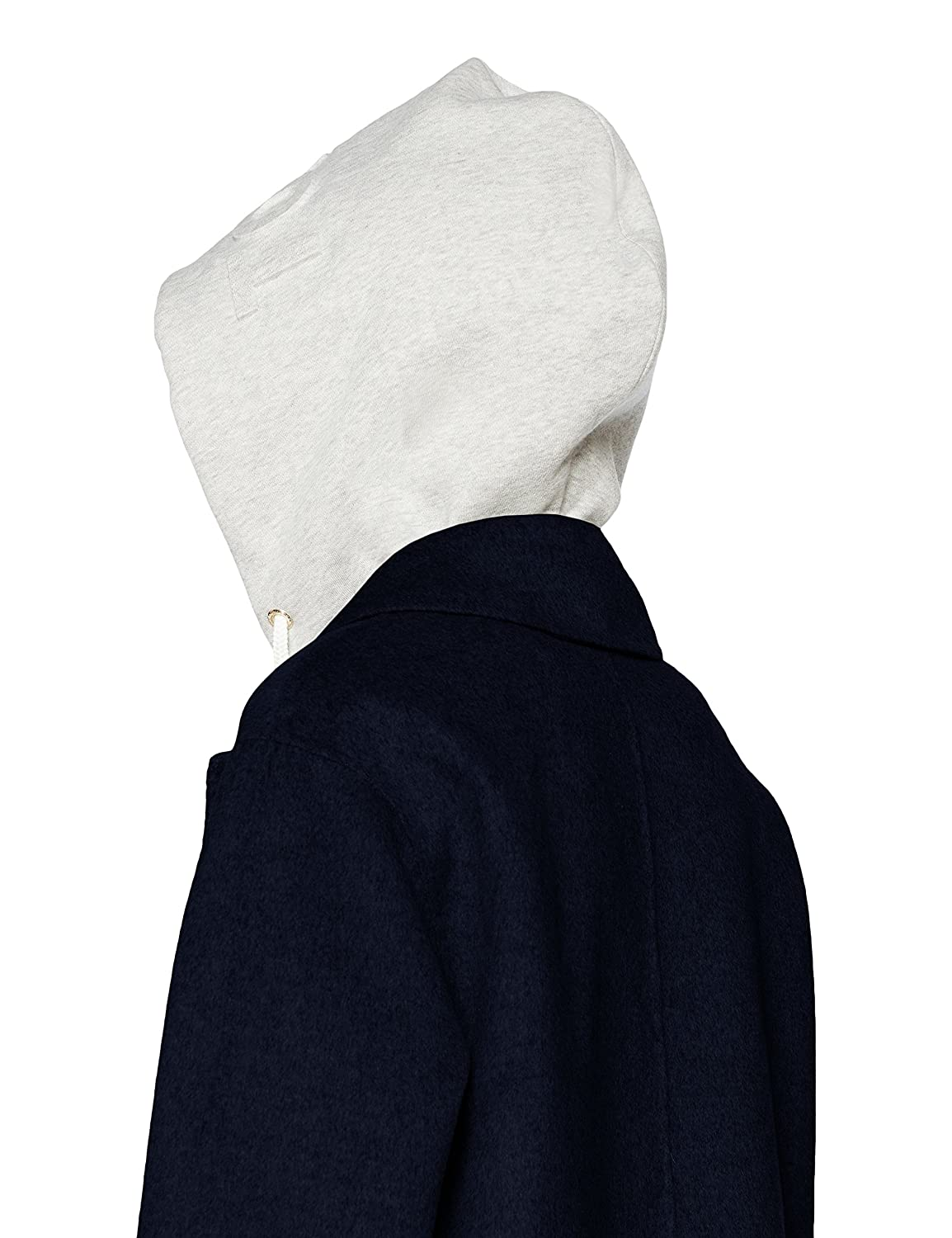 Giubbotto Donna Tommy Hilfiger Ivo DF Hooded Wool Blend Coat