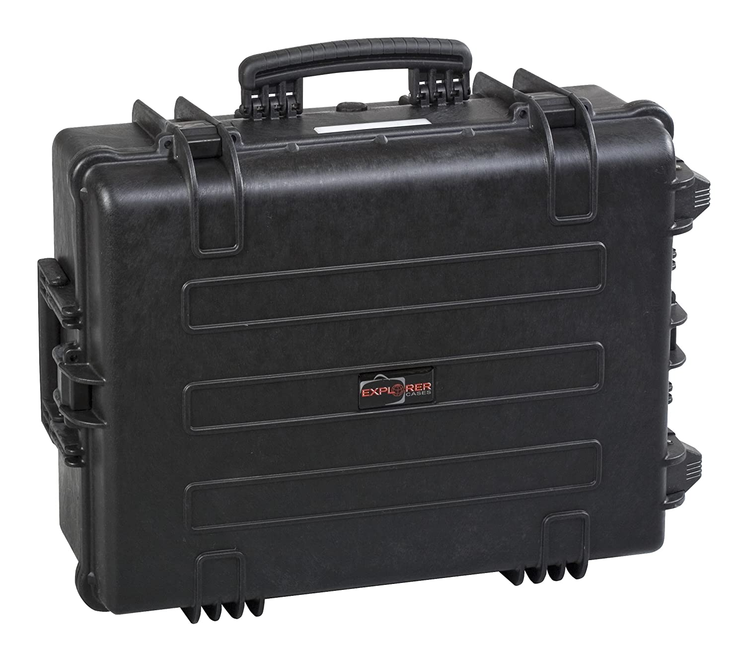 Explorer Cases 5823bph防水ケースwith Padded Dividerシステム& Convoluted Foam蓋、ブラック   B06X9YGH5L