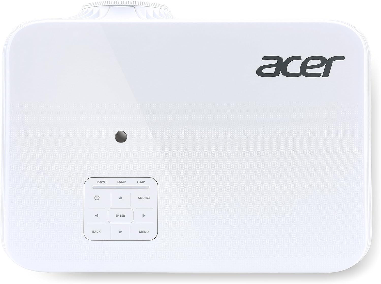 Acer P5530 DLP Projektor Full HD 1.920 x 1.080, 4.000 ANSI Lumen, Kontrast 20.000:1, 3D