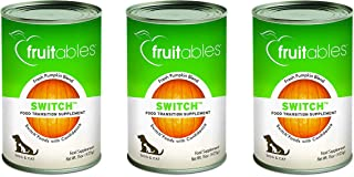 product image for Fruitables Switch, 15 Ounces Each, Food Transition Supplement for Dogs and Cats