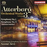 Atterberg / Symphonies, Vol. 3
