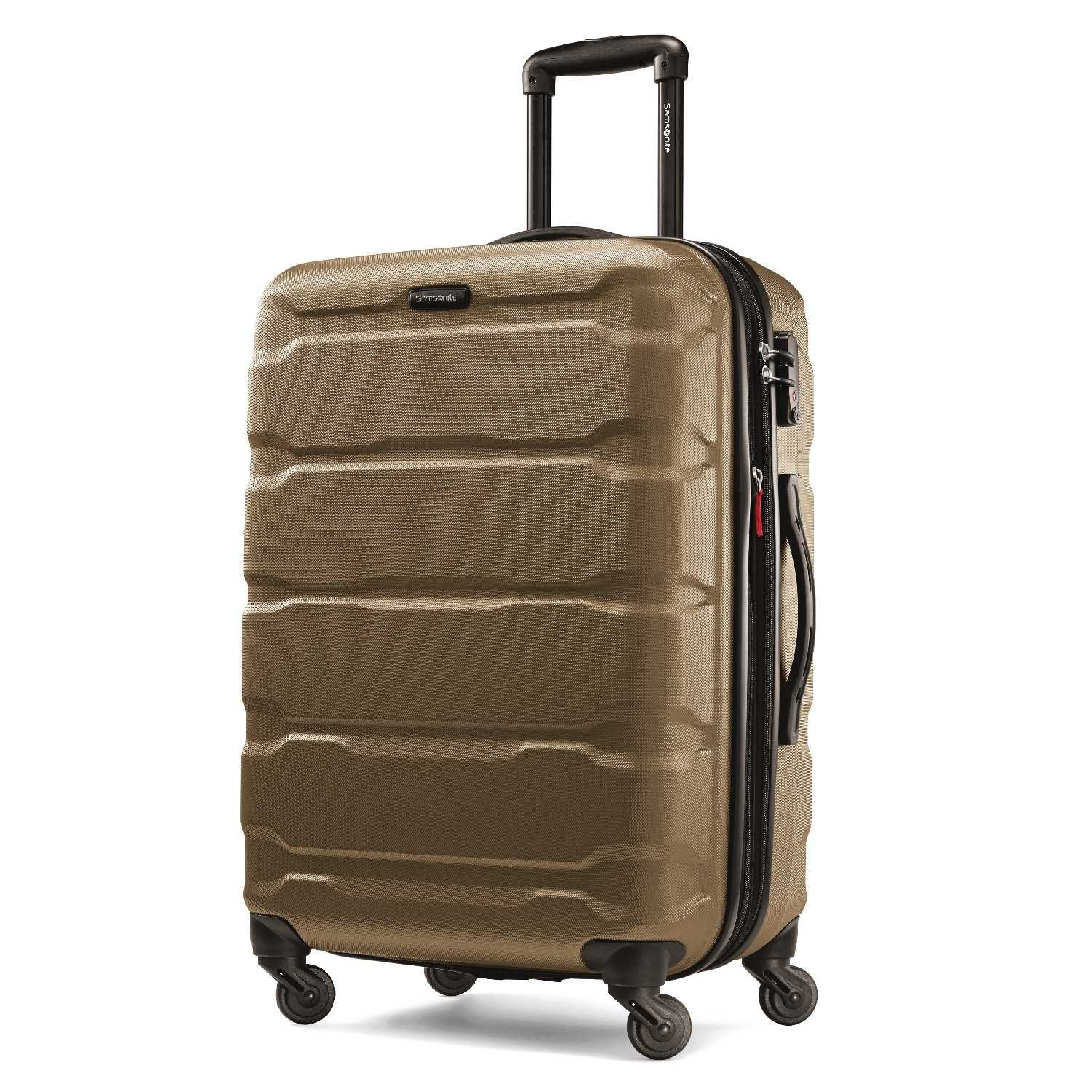 Samsonite Omni PC Hardside Spinner 24, Teal Samsonite Corporation 68309-2824