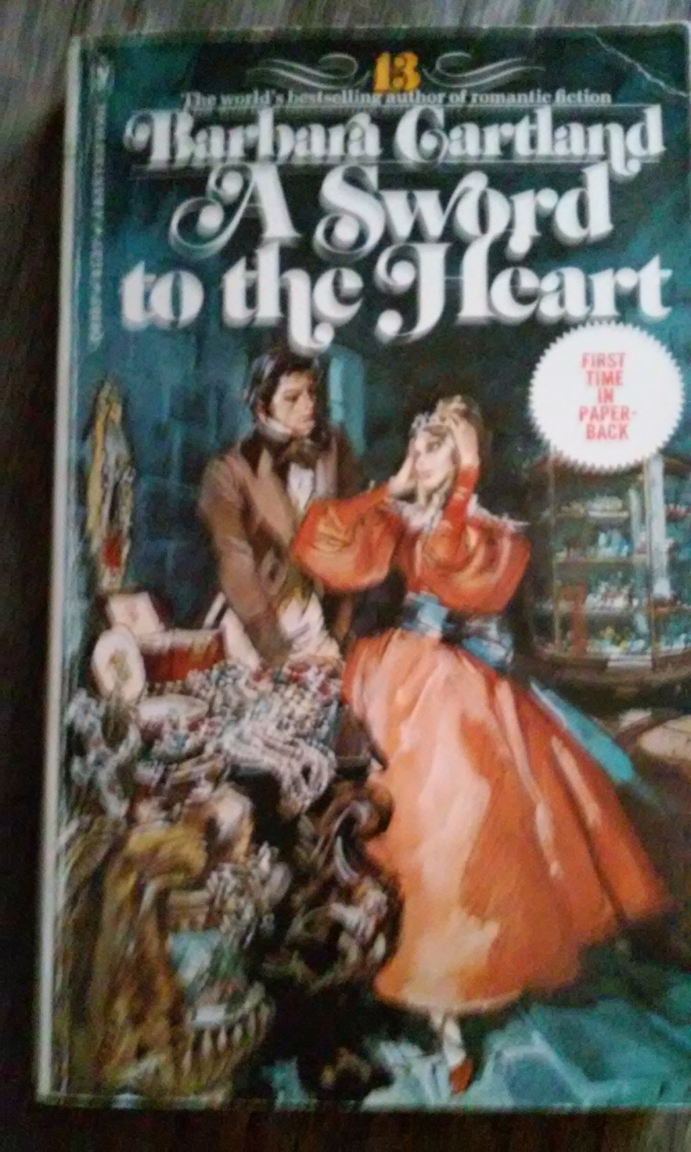 Sword to the Heart ebook